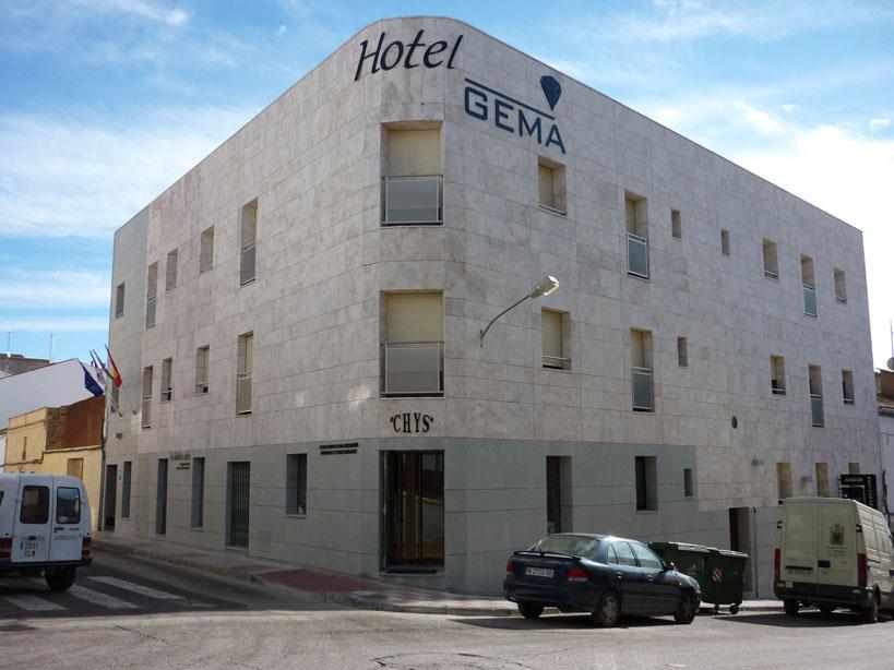 Hotel Gema/ Rte La Taberna