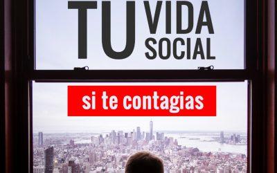 CAMPAÑA DE CONCIENCIACION A JOVENES  #YOTECUIDOTUNOSCUIDAS